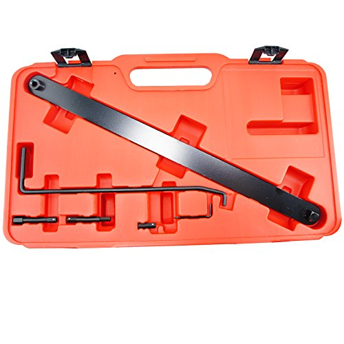 EWK Fan Clutch Service Water Pump Holder Wrench Service Tool Set for Mercedes Benz BMW by EWK (Image #2)