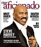 Cigar Aficionado Magazine April 2017   Steve Harvey – Man on the Move
