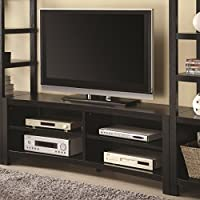 Coaster Home Furnishings 700697 Casual TV Console, Brown