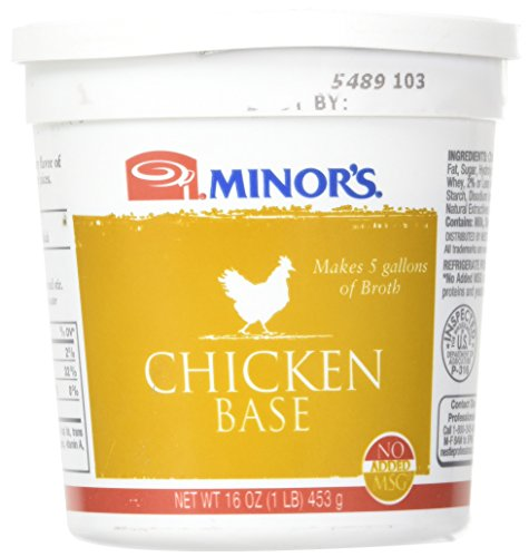 chicken base paste - 1