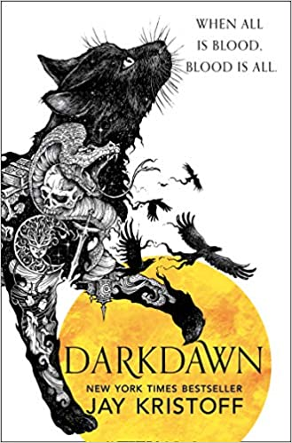 Image result for darkdawn cover