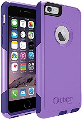 on sale 92abe 2005c OtterBox COMMUTER SERIES for iPhone 6S Plus - Retail Packaging - Purple