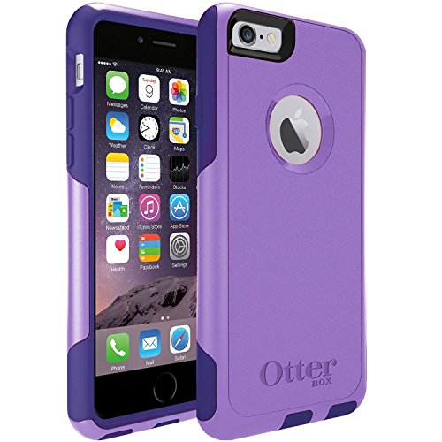 Price comparison product image OtterBox COMMUTER SERIES for iPhone 6S Plus - Retail Packaging - Purple