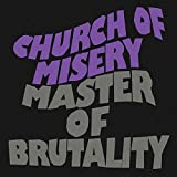 Master Of Brutality (Rise Above Records 30th Anniversary Gold Sparkle Edition)