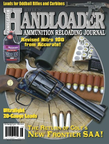Handloader Magazine - August 2012 - Issue Number - Remington Magnum 7mm
