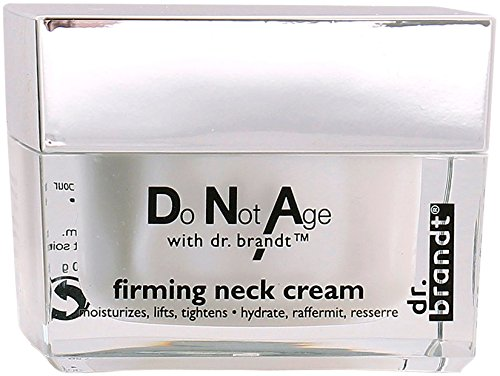 Dr. Brandt Do Not Age Firming Neck Cream 1.7 oz by dr. brandt