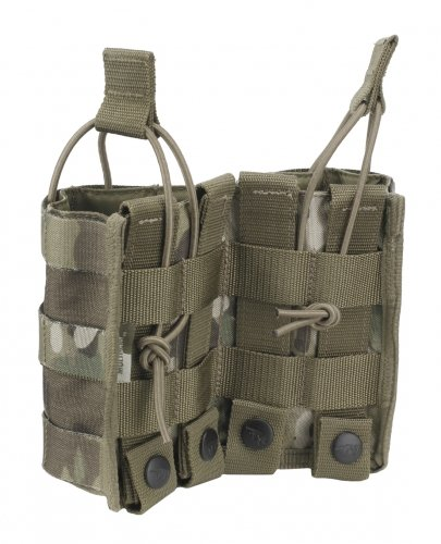 TASMANIAN TIGER 2-Single Mag Pouch BEL Multicam® Multicam