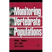 Monitoring Vertebrate Populations