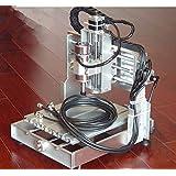 KOHSTAR CNC router kit metal milling machine metal engraving machine