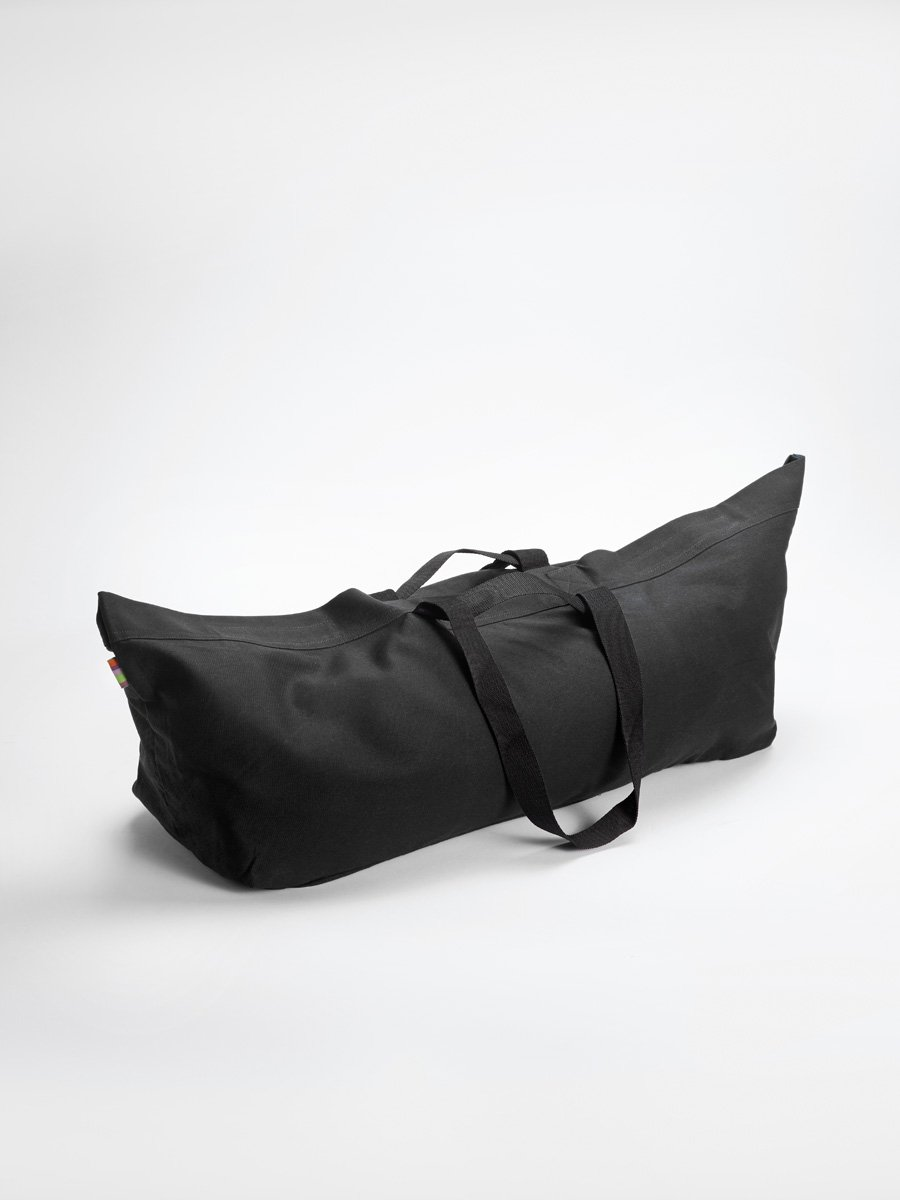 Yogamatters carry all yoga bag, Black