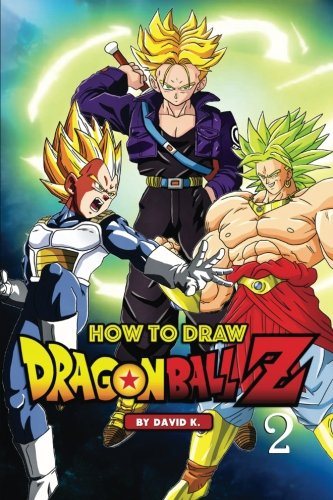 How To Draw Dragon Ball Z Pdf