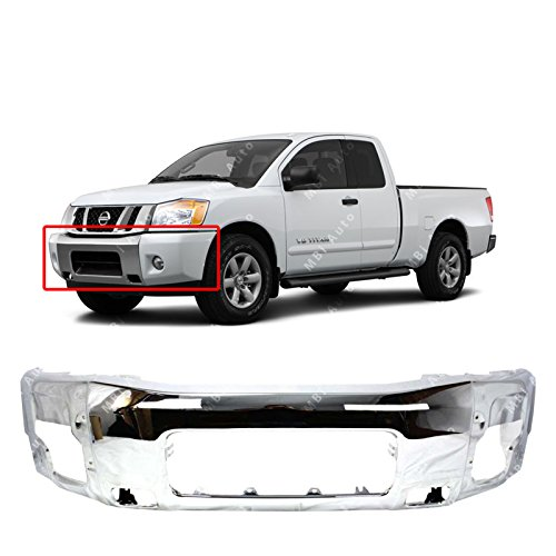 04 Nissan Pathfinder Front Bumper - 5