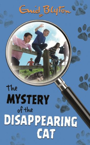 The Mystery of the Disappearing Cat (Mystery Series) (Mysteries) PDF