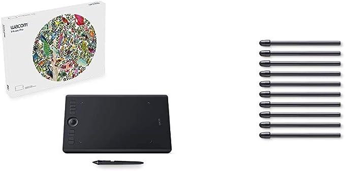 Wacom Intuos Pro Stifttablett Größe M Grafiktablett Computer Zubehör