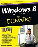 Windows 8 All-in-One for Dummies®, Woody Leonhard, 1118119207