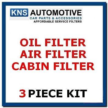jazz 1 2 & 1 4 dsi (04-08) oil,air & pollen filter service kit:  amazon co uk: car & motorbike