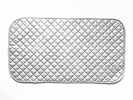 Amazon.com: FU GLOBAL Magnetic Ironing Mat 19x33.5 Inch Quilted ... : quilted ironing mat - Adamdwight.com
