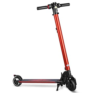 YIWANGO Scooter Electrico Pantalla LED Multifunción La ...