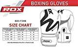 RDX Boxing Pads and Gloves Set | Matte Black Convex Skin Leather Hook & Jab Target Focus Mitts with Punching Gloves | Good for Muay Thai, Kickboxing, Martial Arts, Karate, Coaching & MMA Training