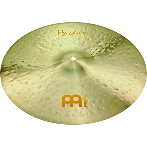 Meinl Cymbals B20JTC Byzance 20-Inch Jazz Thin Crash Cymbal (VIDEO)