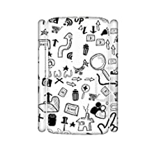 For Moto X Play Printing Doodle Bbs Plastic Thinness Cases For Children