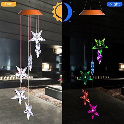 Colour Changing Led Star Lights - 3