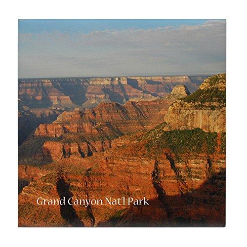 CafePress - Grand Canyon - Tile Coaster, Drink Coaster, Small Trivet