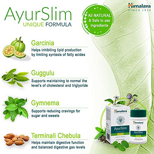 Ayurslim For Weight Loss All Natural Weight Management Support