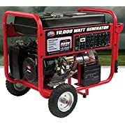 All Power 10000W 15Hp Gas Powered Rv Portable Generator Electric Start