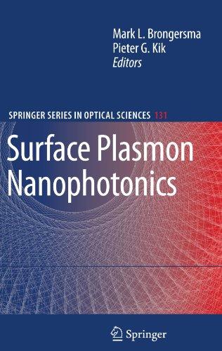 Surface Plasmon Nanophotonics (Springer Series in Optical Sciences)