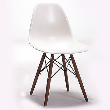 Designer Esszimmerstühle amazon de lhcy stuhl nussbaum stuhl kreative designer stuhl hause