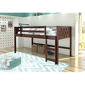 Amazon Com Canwood Whistler Junior Loft Bed Cherry