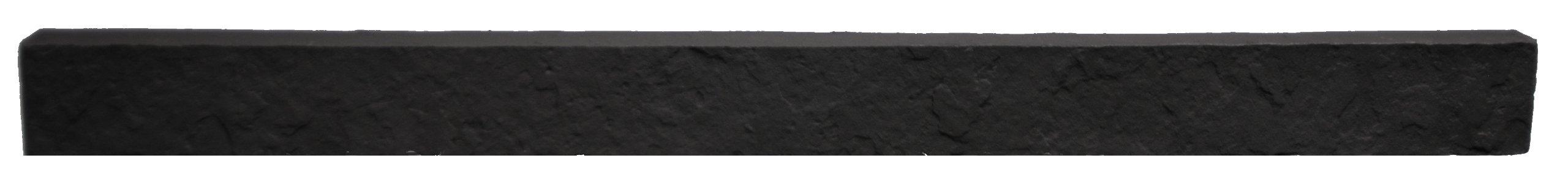 NextStone Sandstone Window and Door Trim Charcoal 4 Pack