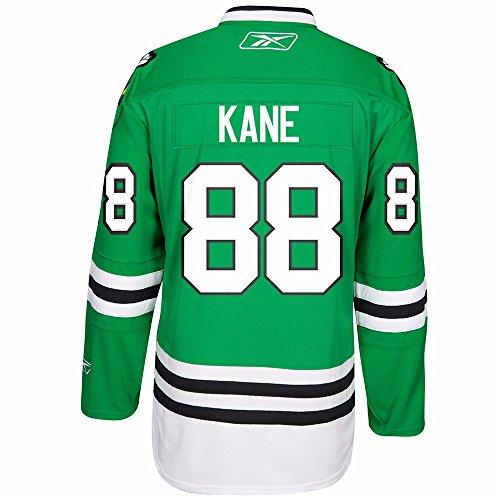(Reebok Chicago Blackhawks Patrick Kane Premier Jersey Large )