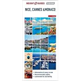 Insight Flexi Map Nice, Cannes and Monaco Map (Insight Flexi Maps)