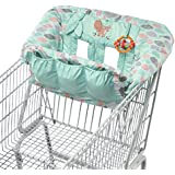Comfort & Harmony Playtime Cozy Cart Cover, Foxtrot Leaves
