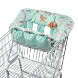 Baby : Comfort & Harmony Playtime Cozy Cart Cover, Foxtrot Leaves