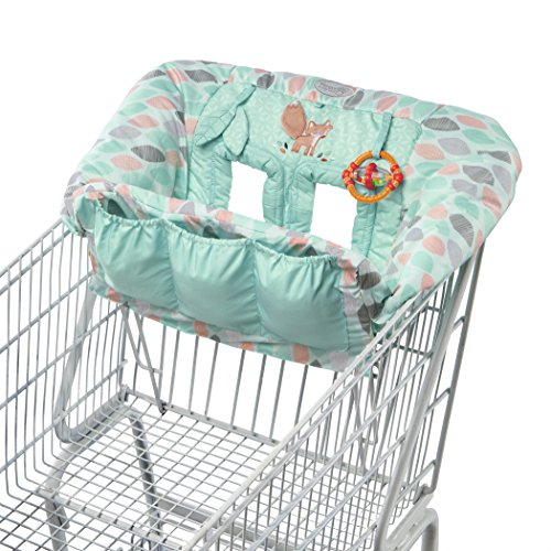Comfort & Harmony Playtime Cozy Cart Cover, Foxtrot Leaves by Comfort & Harmony