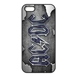 RMGT AC.DC.Black Ice Cell Phone Case for Iphone 6 plus 5.5