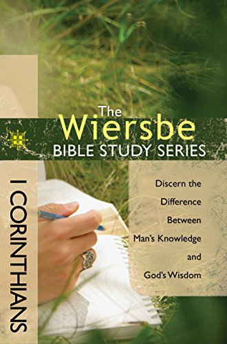 Wiersbe Bible Study Corinthians Difference ebook