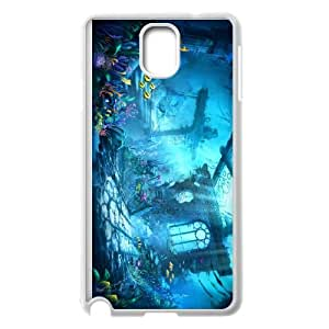 Trine 2 Samsung Galaxy Note 3 Cell Phone Case White yyfD-379596