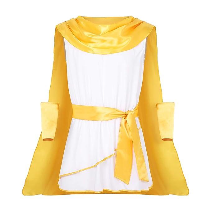 Agoky Disfraz de Dios Griego para Hombre Adulto Traje de Mito ...