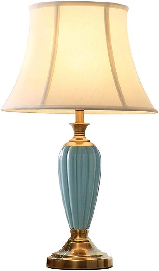 Mxbbg Lámpara de Mesa Sofá LED de luz de la habitación