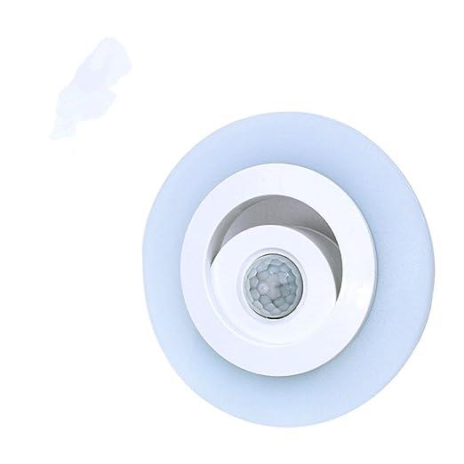ledmomo LED lámparas de noche con detector de movimiento para escaleras sala de baño diseño de