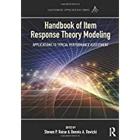 Handbook of Item Response Theory Modeling: Applications to Typical Performance Assessment (Multivariate Applications)