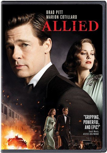 DVD : Allied (Widescreen, Dubbed, , AC-3, Dolby)