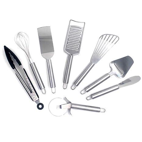 Utensilios de cocina de cocina, utensilios de cocina, acero ...