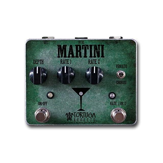 エフェクター画像 TORTUGA EFFECTS Martini