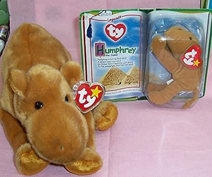 Amazon.com  Mcdonalds Humphrey the Camel Teenie Beanie Babies 2000 ... c51249cd93f