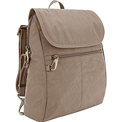 Travelon Travelon Anti-theft Signature Slim Backpack Backpack